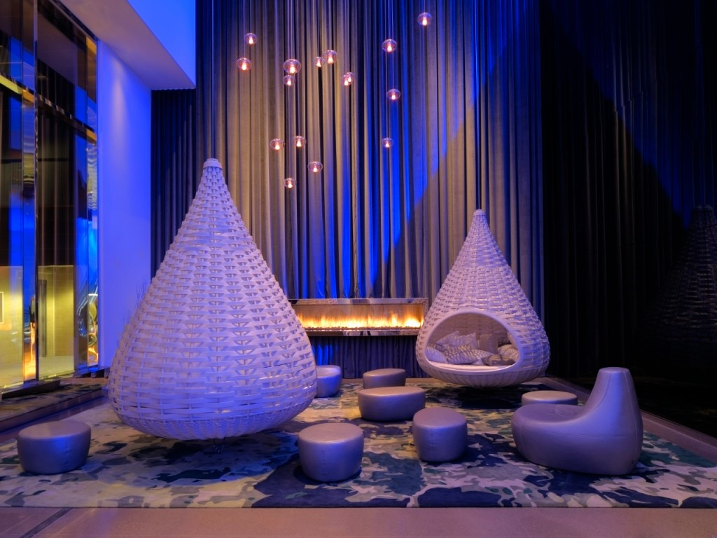 Radisson Blu brand is known for its an elegant style