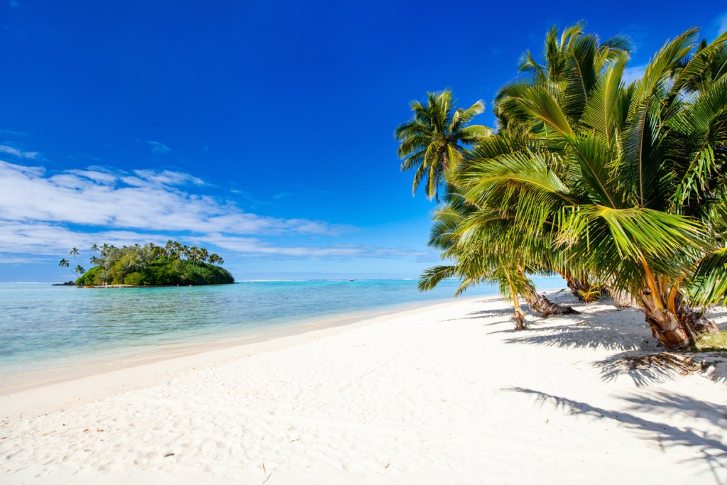 Cook Islands Beach