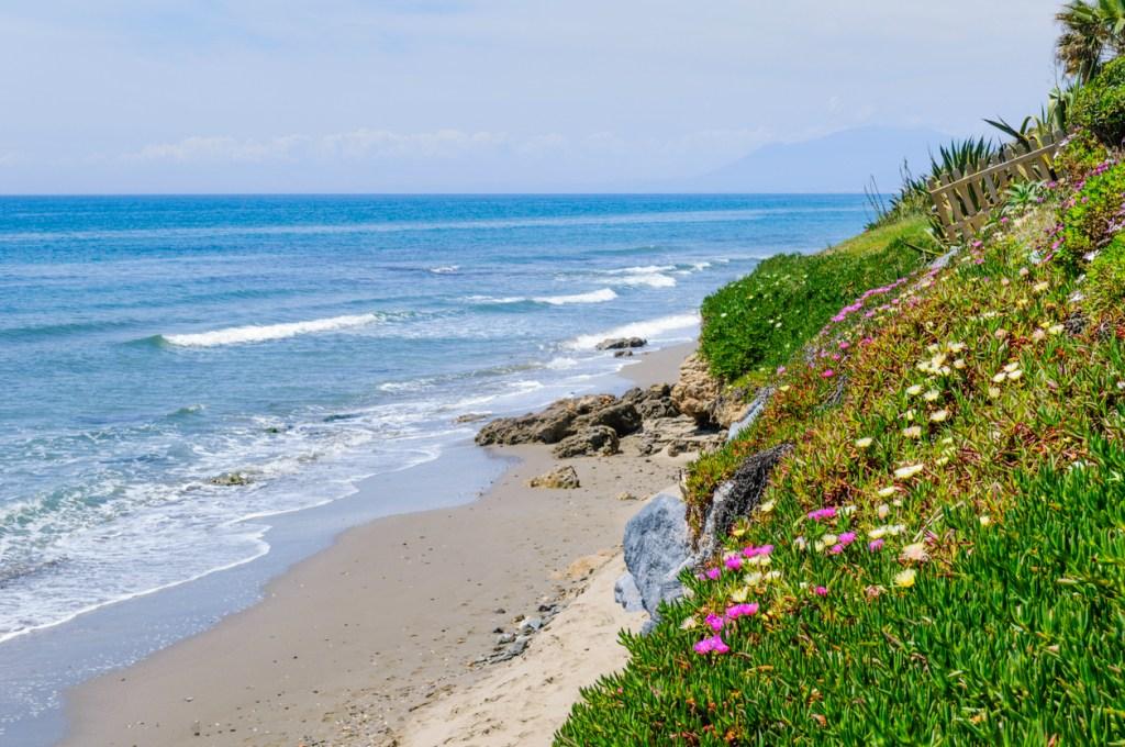 Beach in Marbella Area