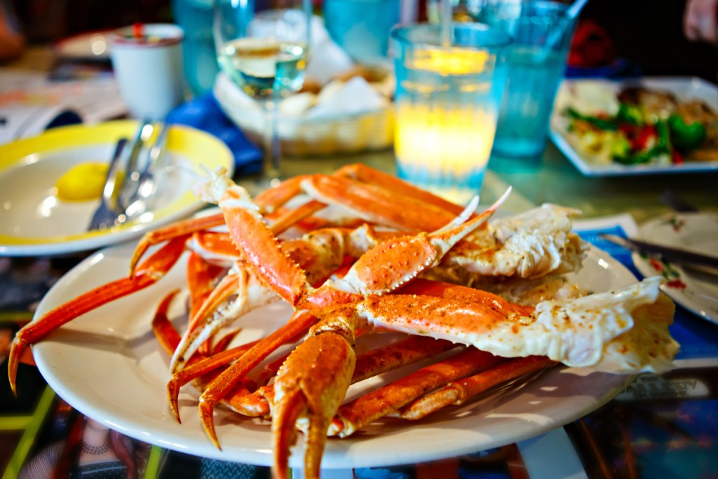 Seafood Dishes of Florida
