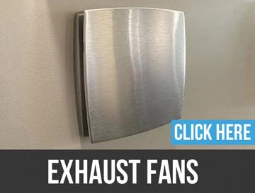 Pure Ventilation  Exhaust Fans Heat Transfer Sub Floor