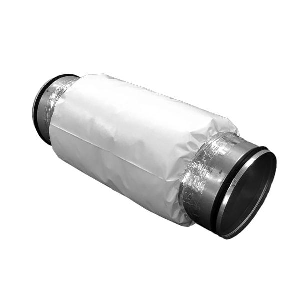 Silencer Ducting SRP 200m   Pure Ventilation Australia