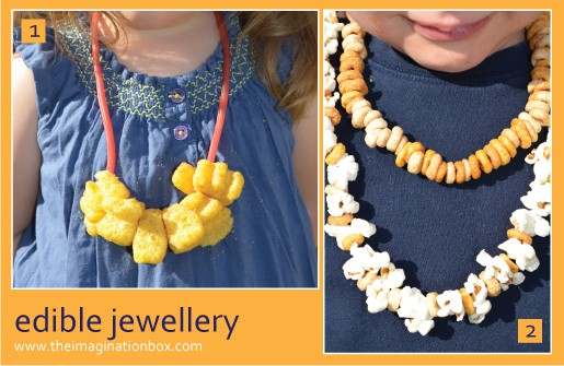 Edible Jewelry for Family Vacations