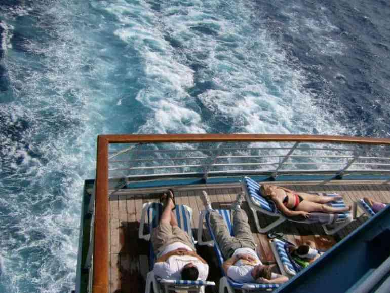 cruise deck via flickr