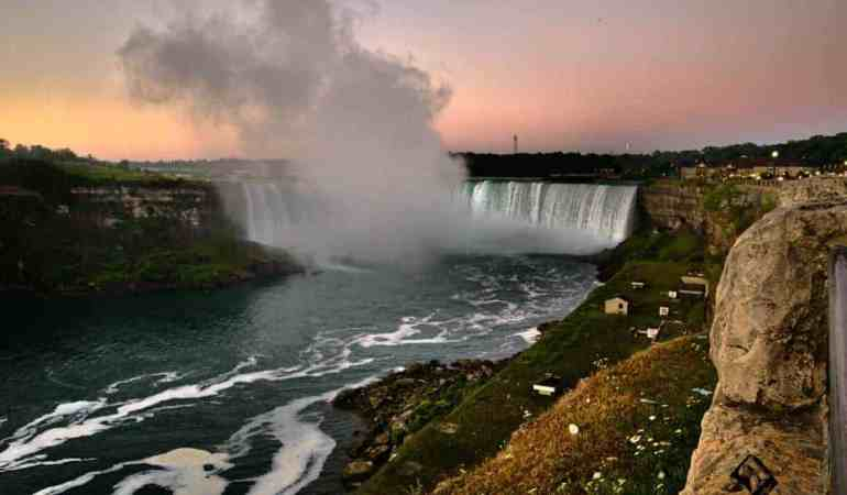 Niagara Falls, Canada: The Best Places To Eat On The Falls
