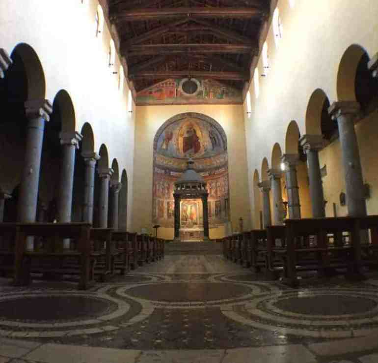 roman catholic church rome italy eileen cotter wright
