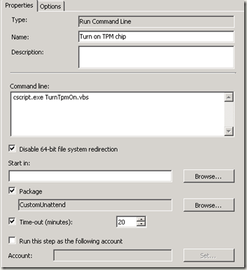 ConfigMgr: How to enable TPM on Lenovo computers during OSD – Jure