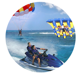 Bali water sport