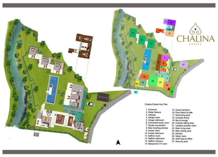 Chalina Estate Villa