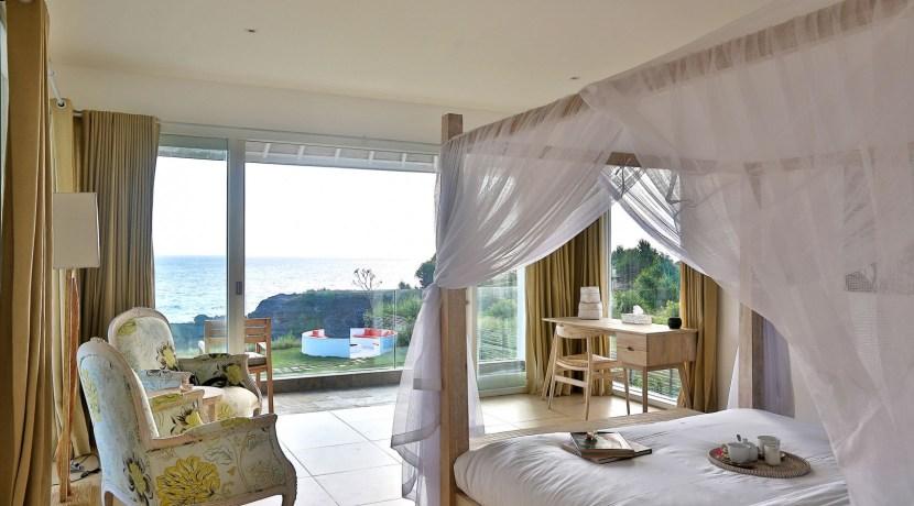 Villa Putih - Bedroom Outlook