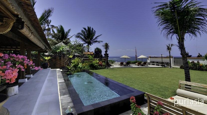 Villa Maya - View