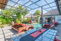 Villa Sam Seminyak - Poolside Dining