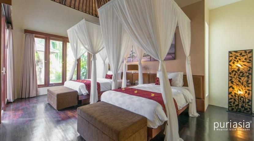 Villa Sam Seminyak - Bedroom