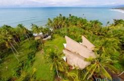 The Cove Villa - The Villa from Above
