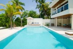 Amilla 4 Bedroom Villa Residences - Poolside