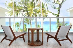 Amilla 4 Bedroom Villa Residences - Terrace View