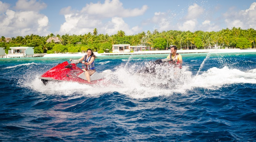 Amilla 4 Bedroom Villa Residences - Fun Watersport