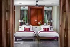 Villa Akatsuki - Twin Bedroom