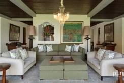 Jeeva Saba Villa - Living Area