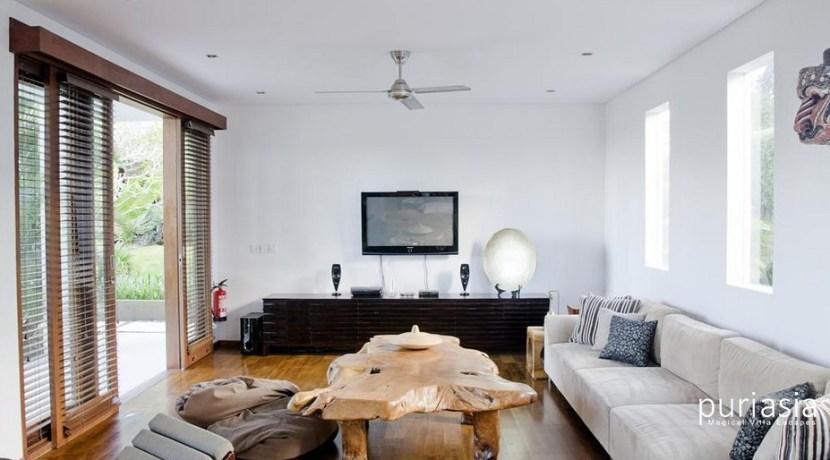 Villa uma nina - Media room