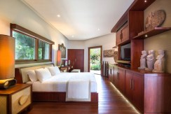 Villa Bidadari Cliffside Estate - Bedroom