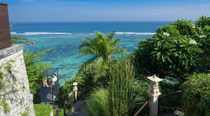 Villa Bidadari Cliffside Estate - Ocean View Villa