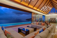 Malawana Villas - Living Area Outlook