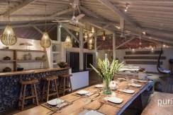 Villa Tranquilla - Dining Room and Bar