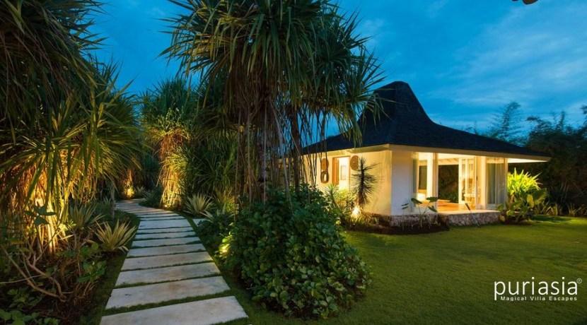 Villa Tranquilla - Garden and Villa