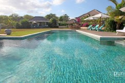 Driftwood Villa - Pool and Villa