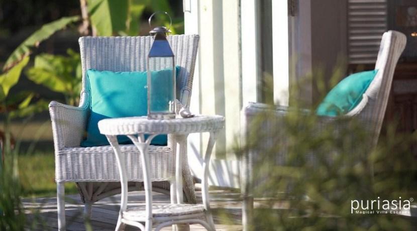 Driftwood Villa - Terrace