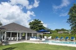 The Beach Shack Villa - Garden and Villa