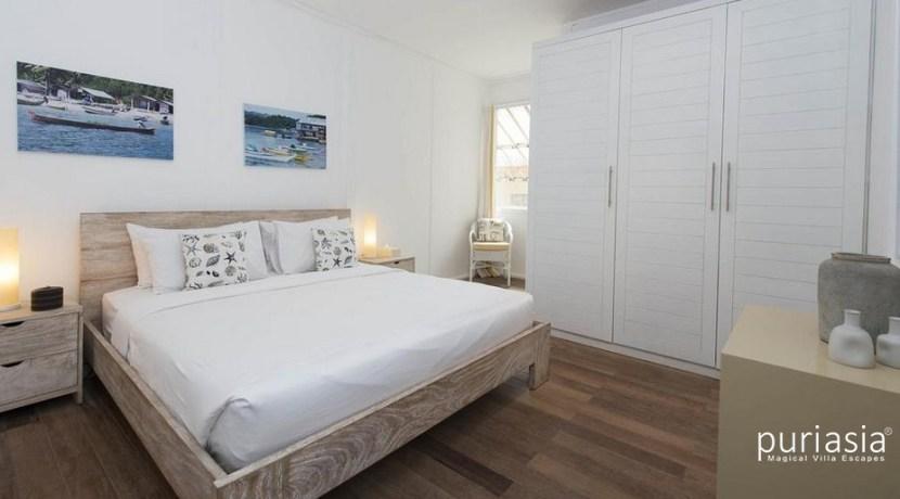 The Beach Shack Villa - Bedroom