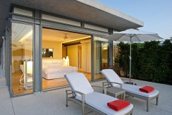 Villa Malee Sai - Lounging and relaxing