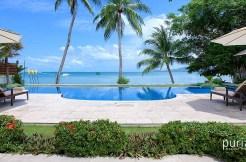 Tawantok Beach Villas - Villa One - Stunning View from Garden