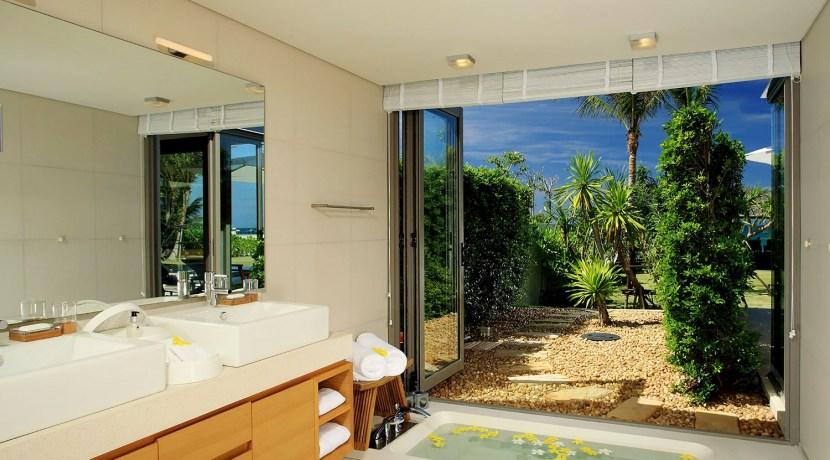 Villa Malee Sai - Ensuite with garden view
