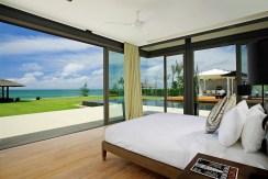 Villa Essenza - Sea view bedroom