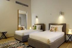 Villa Essenza - Bedroom layout