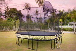 Villa Cielo - The trampoline