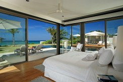 Villa Malee Sai - Stunning view from the bedroom