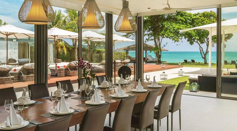 Villa Cielo - Stunning dining area