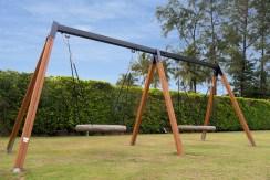 Villa Cielo - Wooden swing