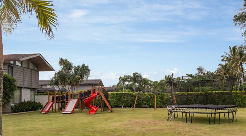 Villa Cielo - Play area setting