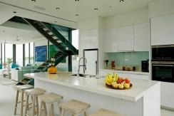 Villa Aqua - Kitchen area