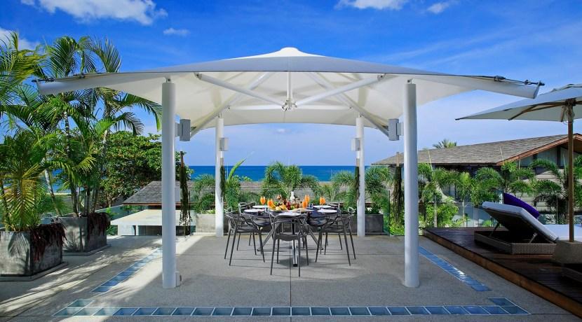 Villa Roxo - Outdoor dining