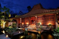 Des Indes Villa One - Joglo Ethnic Atmosphere