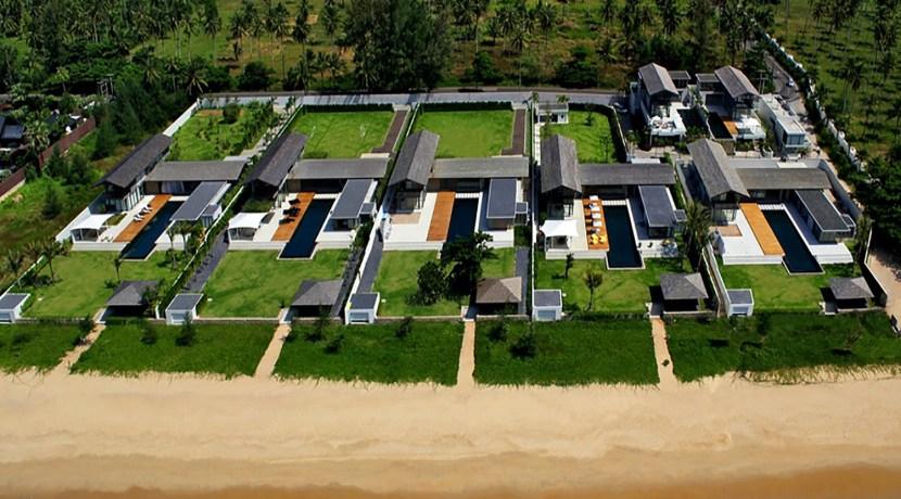 Villa Roxo - Aerial view