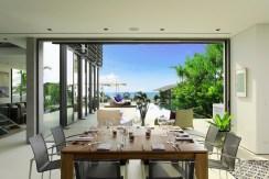 Villa Roxo - Dining area outlook