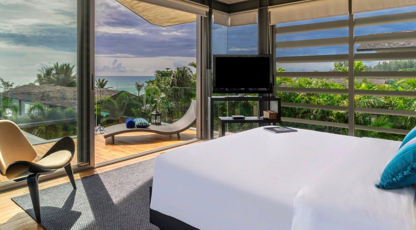 Villa Roxo - View from the bedroom