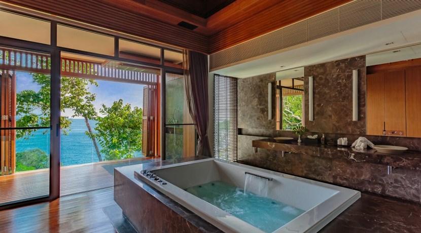 Villa Baan Banyan - Suite Room 1 ensuite Jacuzzi
